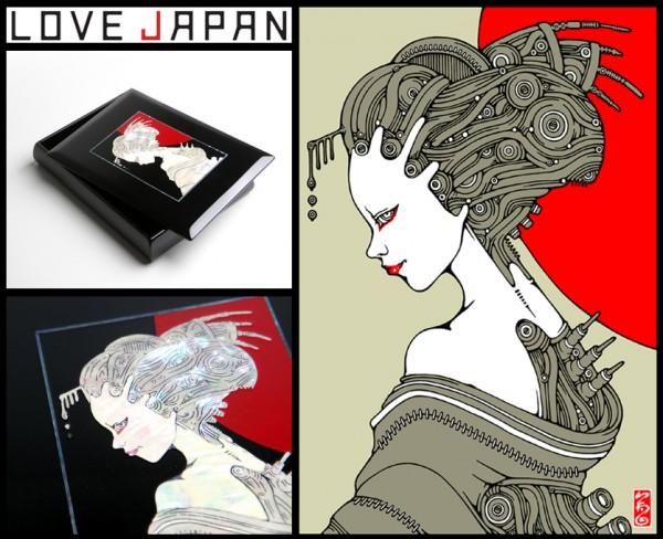 LOVE JAPAN – Letter Box - shichigoro-shingo