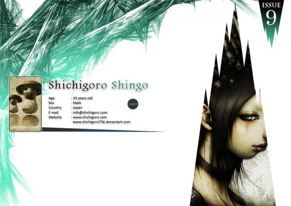 DZ Magz issue #9 - shichigoro-shingo 1