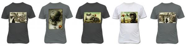 Quasar Tshirt x shichigoro – T-shirts