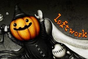 loftwork Corporate website – Key visual image - Halloween