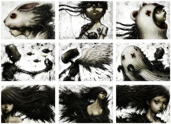 2011 ASIA DIGITAL ART AWORD - shichigoro-shingo