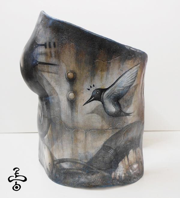 KEEP A BREAST – TOKYO LOVE SHOW – Artwork of exhibition - shichigoro-shingo 2