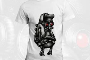 Dub-All Or Nothing x shichigoro - T-shirt