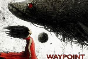 WAYPOINT – Album Cover Art