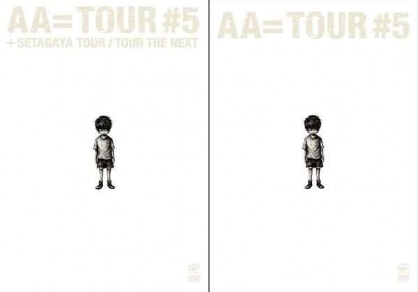 AA= Live DVD - TOUR #5