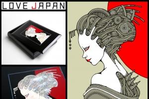 LOVE JAPAN - 手紙箱 - shichigoro-shingo