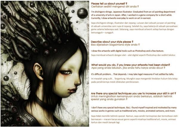 DZ Magz issue #9 - shichigoro-shingo 2