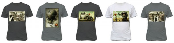 Quasar Tshirt × shichigoro – Tシャツ
