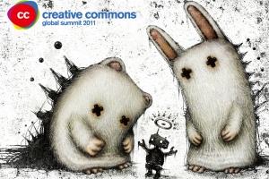 Creative Commons Global Summit 2011 – ポスターコンペ 採用作品