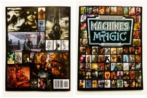 Machines and Magic - Vol.1 - Cover