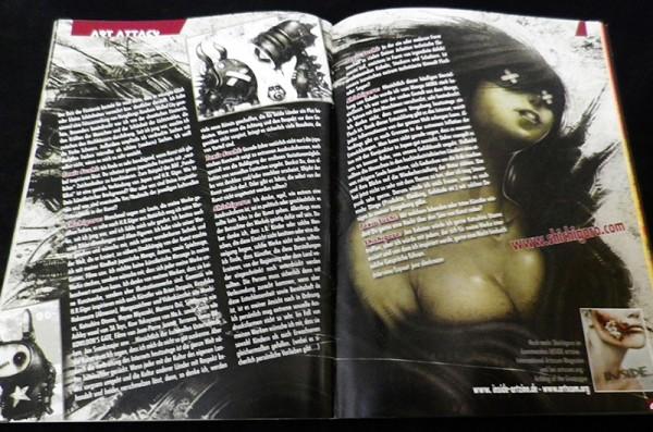 TOXIC SUSHI Ausgabe 6 – インタビュー 2
