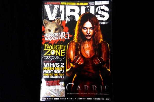 VIRUS #56 – 表紙