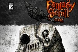 Fantasy Scroll Magazine -Kickstarter Teaser- 表紙
