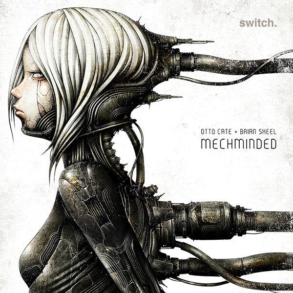 Mechminded – アルバムカバーアート