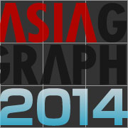 ASIAGRAPH 2014 in Tokyo