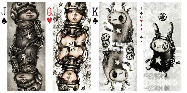 House Of Cards – card image - shichigoro-shingo