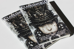 CLARKESWORLD ISSUE 109 カバー01