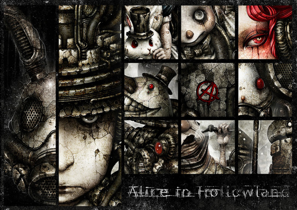Alice in Hollowland 02