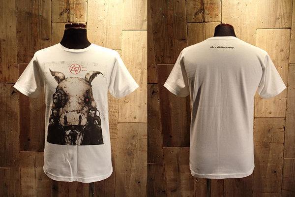 AA= × shichigoro-shingo – コラボTシャツ