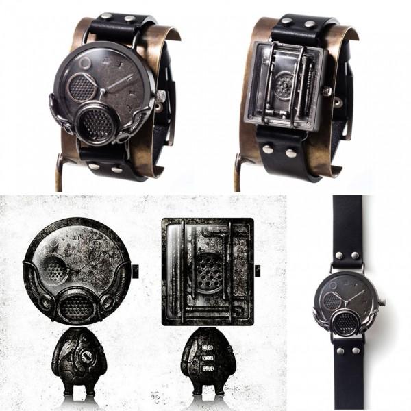 dedegumo 時計デザイン