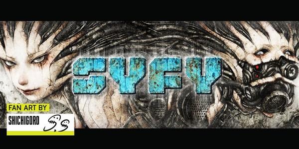 SYFY × DeviantArt